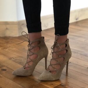 Steve Madden Lace Up Heels